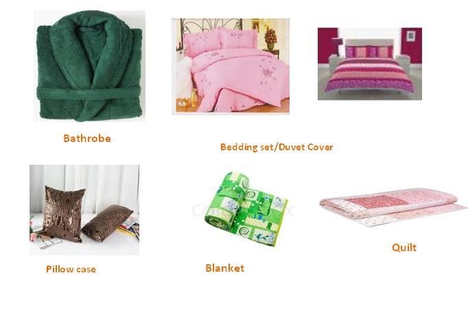 home textile1